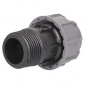 Plasson Silverline Compression Male Adaptor 32mm X 3/4