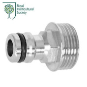 Rhs 3/4 Chrome Male Thread Accessory Adapter