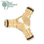 Rhs Brass Triple Quick-click Connector