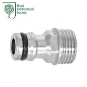 Rhs 1/2 Chrome Male Thread Accessory Adapter