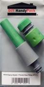 Hose Spray Nozzle & Female Stop Connector