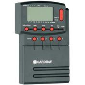 Gardena 3240cm - 50cm comfort 10260cm Digital Watering Timer Modular - Grey/orange