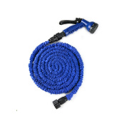 Millya Expandable 5m / 25ft Garden Hose Pipe, Lightweight Non Kink Water Spray