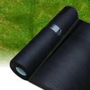 2m X 10m Weed Control Landscape Fabric Membrane Mulch Ground Cover