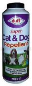 Doff Super Cat & Dog Repellent Contains Aromatic Oil 700g