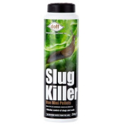 Doff Slug & Snail Killer - Blue Mini Pellets - Garden Plant Care - 350g