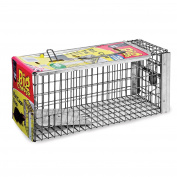 The Big Cheese Rat Cage Trap (ready To Use Humane Trap For Rodent Pests