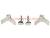 Alm Manufacturing Almfl198 Fl198 Flymo Upper Handle Assembly Kit