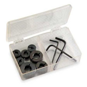 Dayton 1F616 Adjustable Drill Depth Stop Collar Set