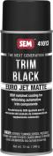 Sem Paints SEM-41013 Trim Black Euro Jet Matte