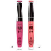 Bourjois Paris Bb 5 In 1 Lip Gloss 5.7ml - Choose Shade