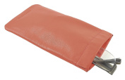 Mala Leather Quality Snap Top Glasses Case Sleeve For Spec, Reading And Sun In