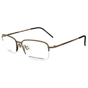 Porsche Design Glasses Frames P8198 B Matt Gold