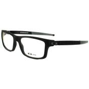 Oakley Glasses Frames Currency 8026-13 Satin Black/grey 54mm