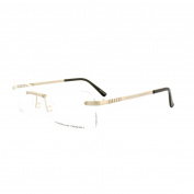 Porsche Design Glasses Frames P8238b B S1 Gold