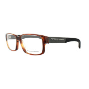 Porsche Design Glasses Frames P8241 D Havana Black