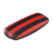 Savannah Glasses Case - Red / Black