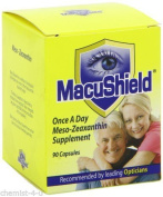 Macushield Once A Day Eye Sight Health Supplement Capsules 90