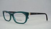 Tiffany & Co 2136 8195 Opal Green Glasses Frames Eyeglasses Size 53