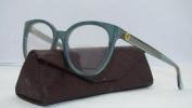 Gucci Gg 3823 R4c Pearl Green Unisex Frames Glasses Eyeglasses Size 52