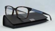 Hugo Boss 0805 Uho Havana & Blue + Org Case Frames Eyeglasses Size 52