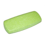 "'fresh ""madagascar Metal Glasses Case With Hinge And Embossing"
