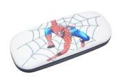 "Children's ""spiderman"" Glasses Case With Metal Hinge"