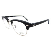 Ray-ban Glasses Frames 5154 Clubmaster 2000 Shiny Black 49mm