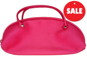 Ladies / Womens Soft Clutch Bag Style Glasses / Spectacle Case