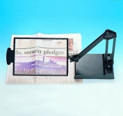 Table Stand Desk Hobby Reading Magnifier Magnifying Glass