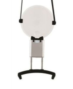 Deluxe Led Hands Free Professional Neck Magnifier Magnifying Glass Reading Lens