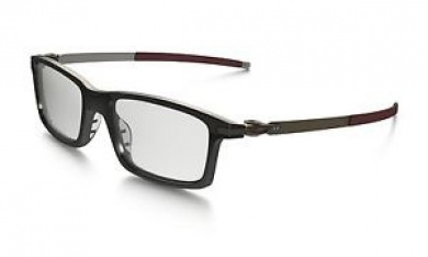 Oakley Pitchman 53 Polished Black - Clear