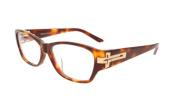 Christian Lacroix Cl 1017 165 Glasses + Case + Lense Cloth Spectacles Rx Frames