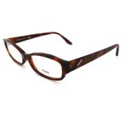 Fendi Frames Glasses 806l 215 Light Havana Tortoiseshell