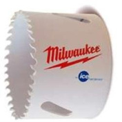 MILWAUKEE ELEC TOOL CORP ICE HARDENED HOLE SAW 2.5cm - 1.3cm