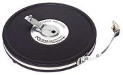 KESON MC-10M-100 Long Tape Measure, 1.3cm x 100 ft, Black