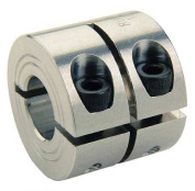 RULAND MANUFACTURING WCL-6-A Shaft Collar, Clamp, 1Pc, 1cm , Alum