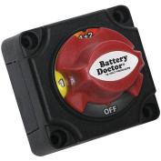 Battery Doctor 20393 Mini Master Disconnect Switch, Dual Battery, 4 Position