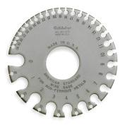 MITUTOYO American Standard Wire Gauge 950-202