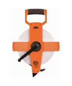 Keson Open-Type Reel,Ultra-Glass Blade OTR Measuring Tape 100 m OTR100M