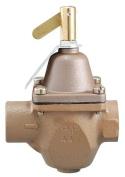 WATTS 1156F-A Pressure Regulator, 1.3cm , 10 to 25 psi