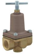 WATTS 3/8 LF26A 10-125 Pressure Regulator, 1cm , 10 to 125 psi