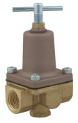 5.1cm - 0.3cm Pressure Regulator, FNPT, Watts, 3/8 LF26A 50-175