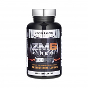 Zm6® Xtreme - 2,100mg | 180 Vegetarian Capsules | 2-3 Month Supply | Zinc