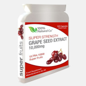 Grape Seed Extract Capsules - 120 Capsules