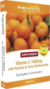 Vitamin C 1000mg With Rosehip & Citrus Bioflavonoid | Perfect For Cold & Flu | |
