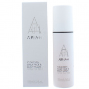 Alpha-h Clear Skin Daily Face & Body Wash 200ml With Tea Tree
