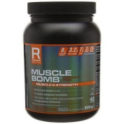 Reflex Nutrition Muscle Bomb Pre Workout (caffeine Free) 600gm - Fruit Punch