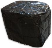 Woodside Black Waterproof Outdoor Garden Kettle Barbecue/bbq Cover