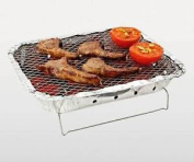 Instant Disposable Bbq Barbecue Grill Charcoal Coal Cooking Camping Picnic Party